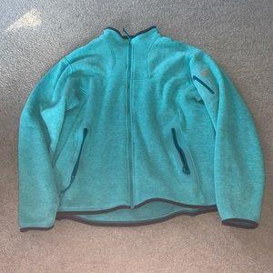 Arcteryx XL polar tec women fleece sweatshirt